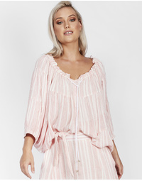 Desert Gypsy Poncho Top