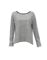 Stripe Slub Top