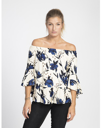Amias Off the Shoulder Top