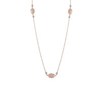 Rhea Long Necklace