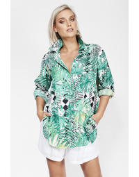 Palm Canyon Beach Shirt