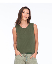 Shandy Singlet Juniper